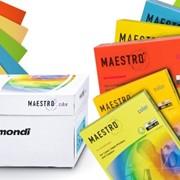 Цветная офисная бумага Maestro Color КУПИТЬ ЦЕНА КИЕВ УКРАИНА ФОТО фото