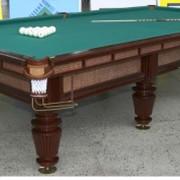 Бильярдные столы Ротанг (Руптур) фото