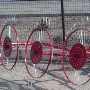 Рабли ворошилки 5-ти колесные фото