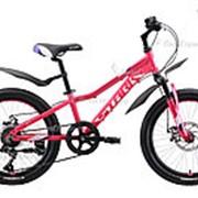 Велосипед Stark Bliss 20.1 D (2020) Розовый фото
