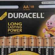 Батарейка Дюрасел LR6, 18шт фото