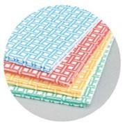 Нетканная многоцелевая салфетка для влажной и мокрой чистки основных поверхностей 0842-8 SB 13 Yellow 35x40cm (10шт) фото