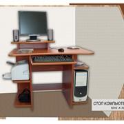 Компьютерный стол №1 фото