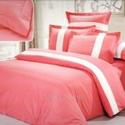 Постельное белье Pink and white фото