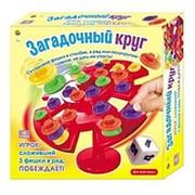 Рыжий кот Игра настольная Загадочный круг IN0559 фото