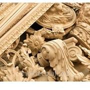 Декоративные элементы из дерева (ручной работы) фото