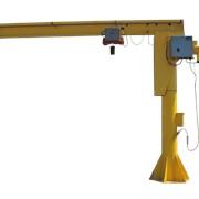 Кран консольный (ручной и электрический) фото