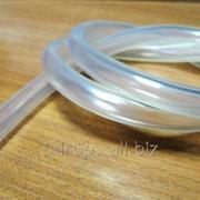 Термостойкий пищевой ПВХ-шланг внутр. диам. 4 мм, стенка - 1 мм фото
