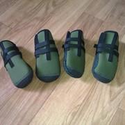 Обувь для собак из неопрена с мягкой кевларовой нестираемой подошвой фото