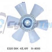 Вентилятор радиатора Caterpillar E320 S6K p/n 5I-8000 фото