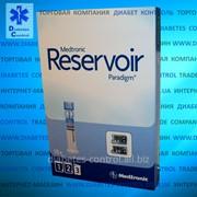 Резервуар для инсулиновой помпы Reservoir Paradigm 3 мл MMT-332A фото