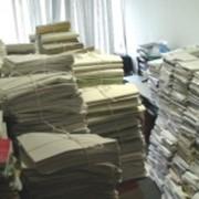 Утилизация архивной документации фото