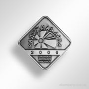 Конкурсная медаль Радужная Арка DIC-0375-2 фото