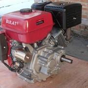 Двигатель для мотоблока BULAT Булат BT190FE-L бензин 16л.с. с редуктором и электростартером, шпонка 25мм, 1800об/мин (бесплатная доставка) фото