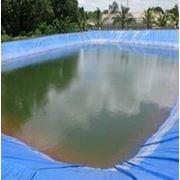 Полотно для гидроизоляции прудов и водоемов фото