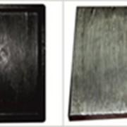 Формы для тротуарной плитки 2 доски 300х300х50 фото