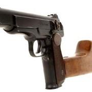 Пистолеты газовые травматические МР 355 Стечкин фото