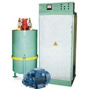Электрический водогрейный котел КЭВ-160 электрокотел отопления фото