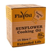 Sunflower Cooking oil Volume: 15L (20L) Type of packaging: bag-in-box фото