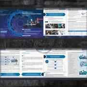 Дизайн многостраничных каталогов, брошюр, проспектов, буклетов фото