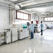 Контрактное производство электроники / Полный цикл изготовления продукции / Услуги по системам освещения фото