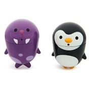 Игрушка для ванны Munchkin Munchkin игрушки для ванны пингвин и морж 9+ фото