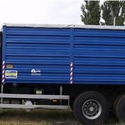 Аренда зерновоза Ford Cargo с прицепом, любые грузоперевозки по Украине фото