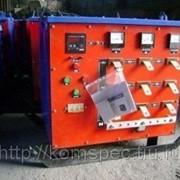 Трансформатор (станция) для прогрева бетона ТСЗП-63/0,38 (сухой) (Автоматический режим (контроллер температуры бетона)) фото