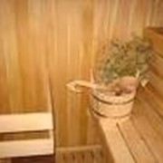Строительство бань, саун фото