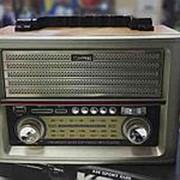 Ретро радио мп3 kemai md 1705u фото