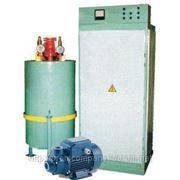 Электрический котел водогрейный КЭВ-200 электрокотел отопления фото
