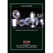 Волоки и напорные втулки типа VG402 Vassena фото