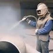 Нанесение на металлоконструкции алюминиевого термостойкого состава ZingaMetall alu фото