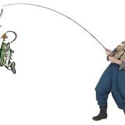 Корпоративные поездки на природу с рыбалкой и приготовлением ухи. Отдых командой. Отдых для компании. фото