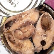 Сардины натуральные с добавлением масла фото