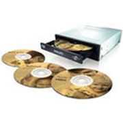 Тиражирование CD DVD дисков (информации) фото
