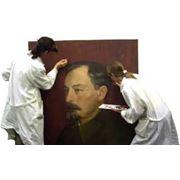 Реставрация картин фото