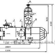 Сепаратор очистки природного газа фото