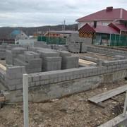 Строительство фундаментов в Украине фото