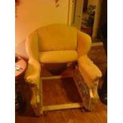 Починка мягкой мебели. фото