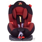 Автокресло детское 9-25кг. Little Car ES01 S1 крас-чер.,сер-чер., син-чер. фото