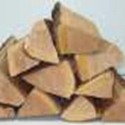 Дрова дубовые каминные фото