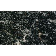 Карельский гранит Нигрозеро(Гранатовый амфиболит)черно - белый с красными вкраплениями фото