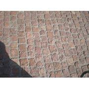 Брусчатка гранитная-колотая. фото