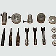 Комплект инструмента 5/6/8 мм, подпружиненный клепальный пуансон фото