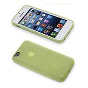 Чехол накладка Baseus Sunflower для iPhone 5C Green фото