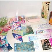 Буклеты, листовки, флаеры фото
