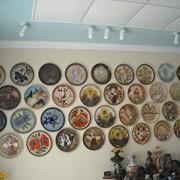Тарелка декоративная фото
