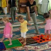 Развивающие занятия в детском саду г.Алматы фото