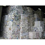Переработка полимерных отходов фото